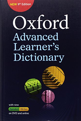 Oxford Advanced Learner's Dictionary. 9th Edition with Oxford iSpeaker/iWriter & 25 eReaders Library [Lingua inglese]
