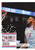 2020-21 Panini Stickers Basketball #22 Derrick Jones...