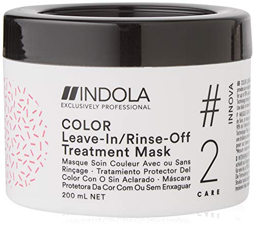 Indola Spa Balsami Creme Lt Es, Innova Color-Leave-In|Rinse-Off Treatment, 200Ml