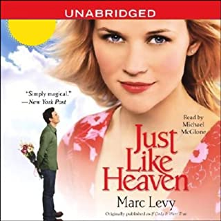 Just Like Heaven audiobook cover art