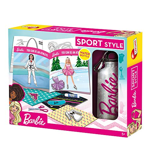 Liscianigiochi- Barbie Sport Style Gioco Creativo, Multicolore, 82650