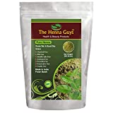 100% Pure & Natural Henna Powder for Hair Dye/Color 200 Grams - The...