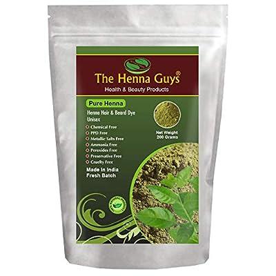 100% Pure Henna Powder