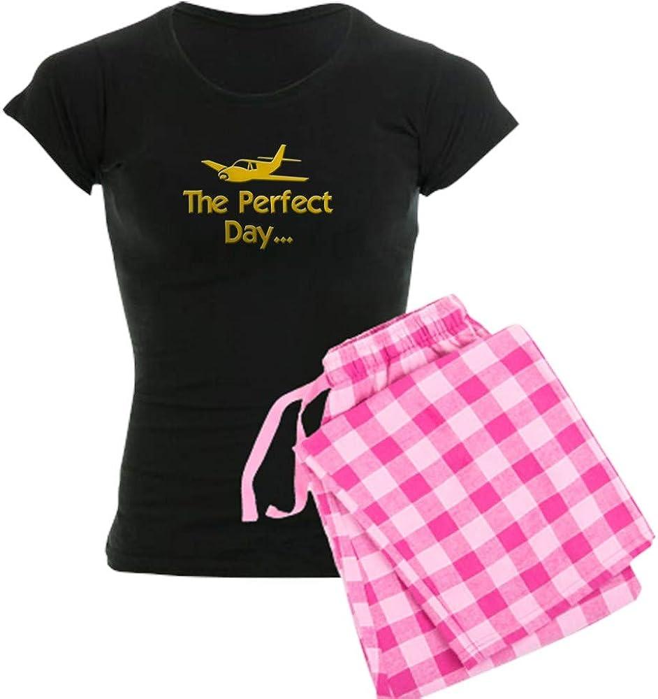 CafePress Pilot Airplane Flying PJs 2021 specialty shop new Women's Pajamas