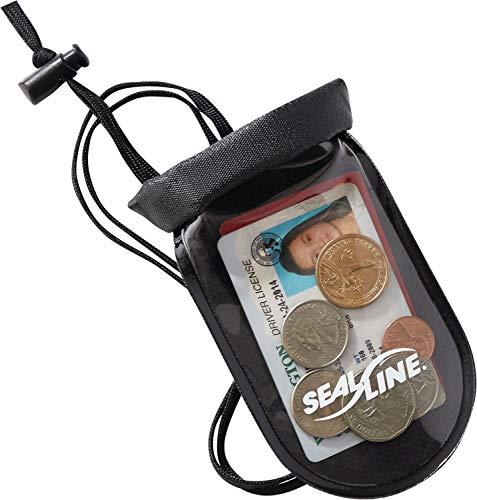 SealLine(シールライン) アウトドア 防水 シーポーチ ブラック Sサイズ(8×15cm) 【日本正規品】 32068