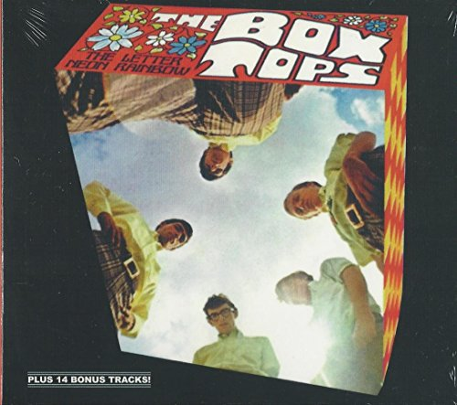 The Box Tops The Letter/ Neon Rainbow in Digipack