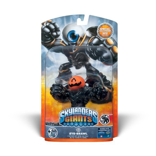 Skylanders Giants Eye Brawl Pumpkin Special Halloween 2013 Edition by ACTIVISION