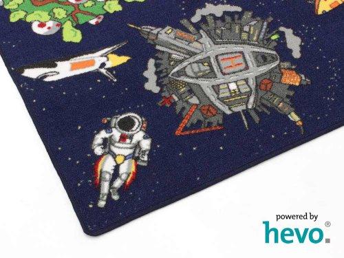 Kinderspielteppich Space - 6