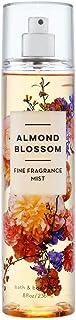 Bath & Body Works Almond Blossom Fine Fragrance Mist, 8 Ounce