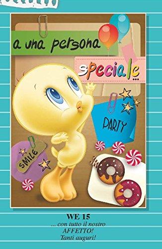 Marpimar Biglietto Auguri Compleanno TITTI A Una Persona Speciale