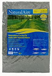 commercial Synthetic air filter Natural Aire SM1006 by size, MERV 4, 20 x 30 x 1 inch, 6 packs, colors may vary reusable furnace filter
