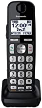 PANASONIC Additional Cordless Phone Handset for use with KX-TGE4x Series Cordless Phone Systems - KX-TGEA40B (Black) photo
