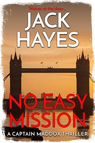 No Easy Mission (Maddox Book 4)