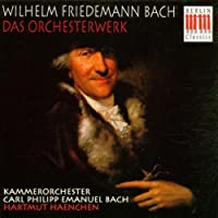 WF Bach: Orchestra Works