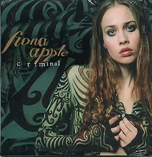 Criminal / Sleep to Dream by Apple, Fiona (1997-09-16?