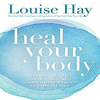 Heal Your Body audiobook cover art