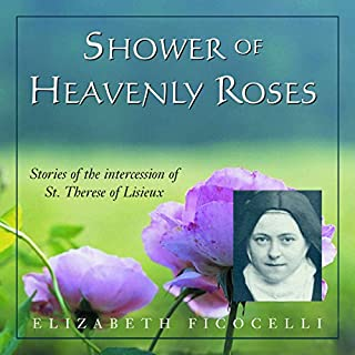 Shower of Heavenly Roses audiobook cover art
