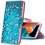 MRSTER LG Q60 Phone Case Durable Lightweight PU Leather