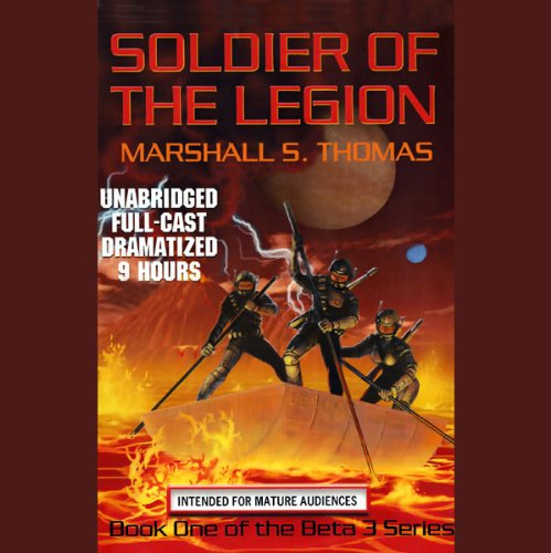 Soldier of the Legion cover art