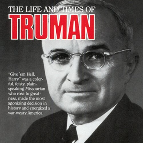 Harry Truman audiobook cover art