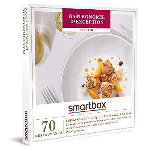 Coffret Smartbox Gastronomie d'exception