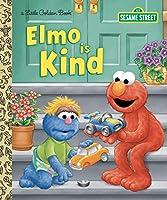Elmo Is Kind (Sesame Street) (Little Golden Book)