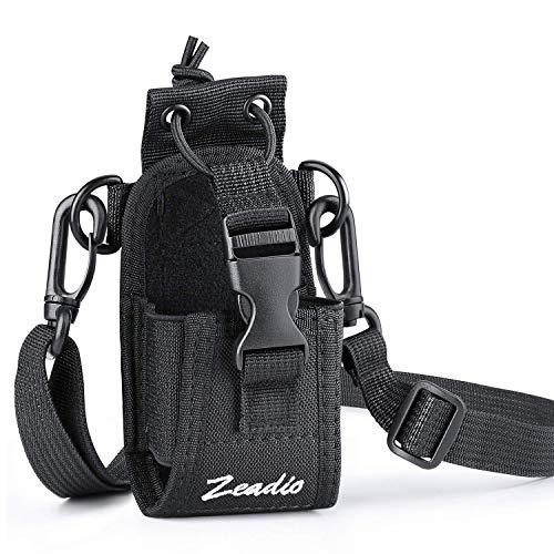 Zeadio Multifunktion Beutel Etui Halter für GPS-Telefon-Funkgerät ZNC-C, Packung mit 1