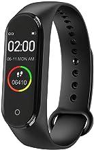 Banlok M4 Intelligence Bluetooth Monitor/Smart Bracelet/Health Bracelet/Smart Watch for Men/Activity Tracker/Bracelet Watc...