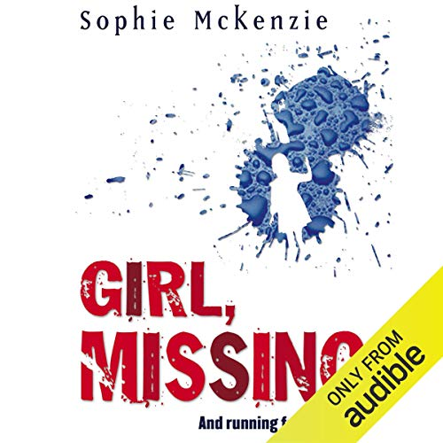 Girl, Missing audiobook cover art