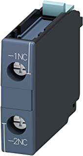 Siemens SIRIUS 3R–Block Hilfskontakt 1NC S0/S3