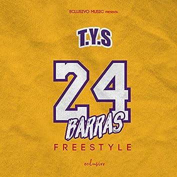 24 Barras Freestyle
