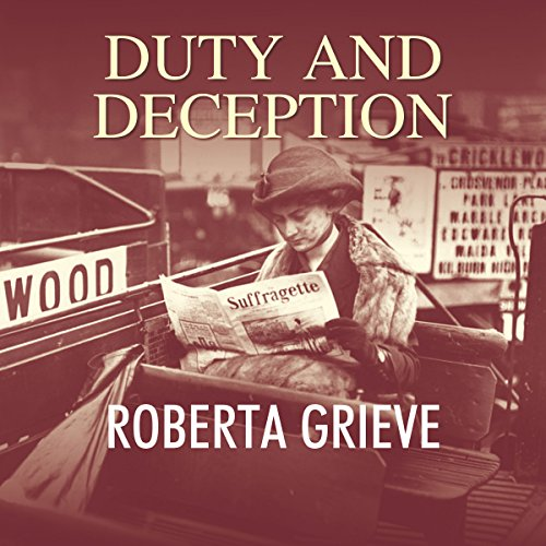 Duty and Deception audiobook cover art