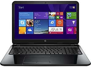 HP 15-r018dx 16-Inch Laptop (Intel 4th Generation i3-4010u 1.7GHZ Processor, 4 GB RAM, 750GB Hard Drive, Windows 8.1) (Black Licorice)