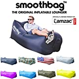 SMOOTHBAG Inflatable Lounger and Indoor Outdoor...