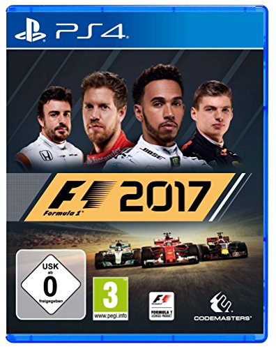 F1 2017 [PlayStation 4]