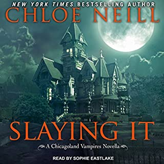 Slaying It audiobook cover art