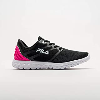 Tenis Fila Lady Feminino Black/Beetroot Purple/White