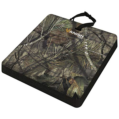 Allen Company Foam Cushion XL (Extra Large), 15 x 14 x 2 inches - Mossy Oak Country