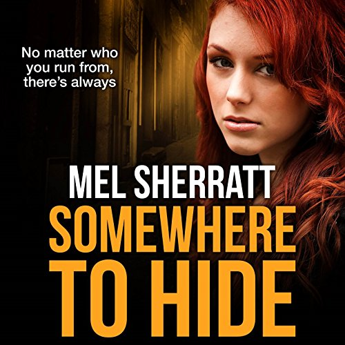 Somewhere to Hide audiobook cover art
