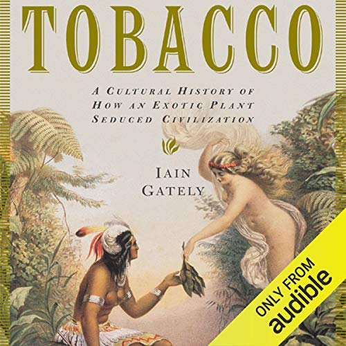 Tobacco audiobook cover art