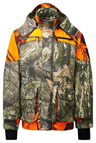 Shooterking Women's Country Blaze Jagd Jacke Mehrfarbig Camouflage L