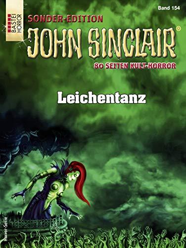 John Sinclair Sonder-Edition 154 - Horror-Serie: Leichentanz
