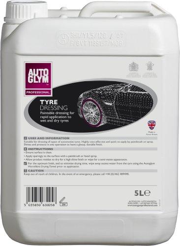 Autoglym New Tyre Dressing Solvent free tyre dressing free Autogly.