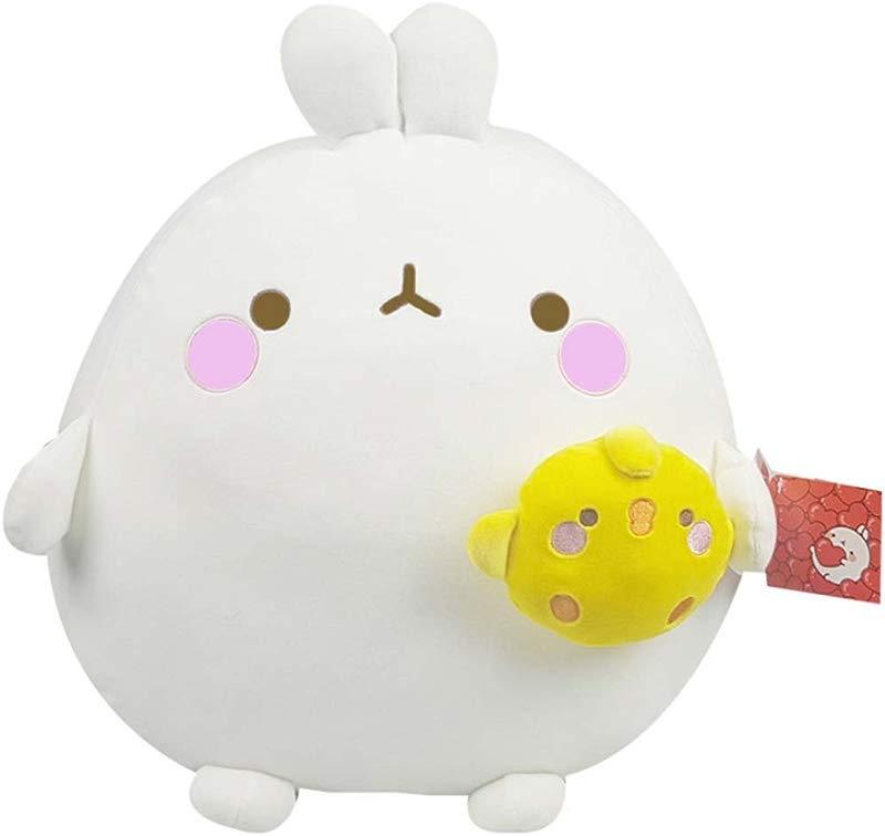 Molang Piu Piu 16 Mochi Pillow Plush Toy Doll Home Room Decor 40cm