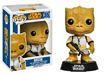 Funko POP Star Wars   Bossk Action Figure