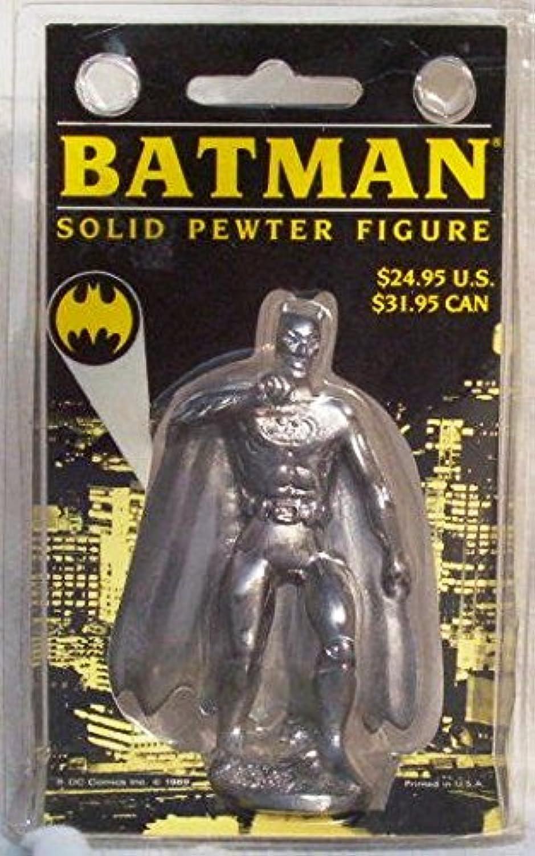 DC Comics Vintage BATMAN Zinn Figur (schwer) aus dem Jahr 1989  B00SDM0TQW Ästhetisches Aussehen | Erste Klasse in seiner Klasse