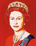 1art1 120488 Andy Warhol - Reigning Queens: Queen Elizabeth