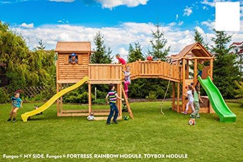 Spielanlage Spielturm
