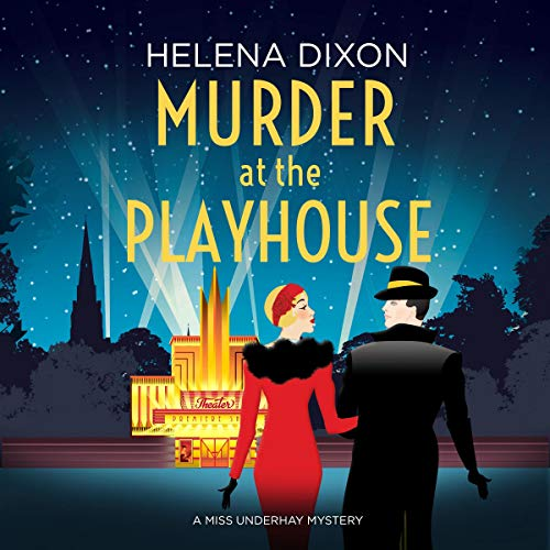 Murder at the Playhouse cover art