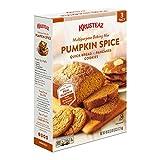 Krusteaz Pumpkin Spice - 3 (15 oz) Pack Box Multipurpose Baking Mix...